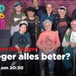 Vanaf woensdag 28 februari op SBS6:  De wereld volgens 80-jarigen