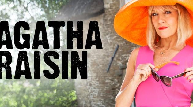 Agatha Raisin BBC First