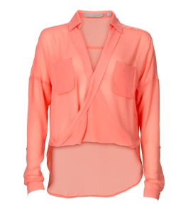 Bulls & Birds - rose blouse