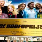 Vanaf 29 oktober op Videoland: de Nederlandse serie 'De Hoofdprijs'