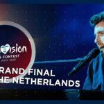 Songfestivaldocu 'De weg naar de winst' bij NPO1 op 14 mei