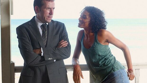 Death in Paradise - Sara Martins