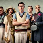 Vanaf 31 maart te zien op BBC One: De Britse comedyserie Decline and Fall (mét Eva Longoria)