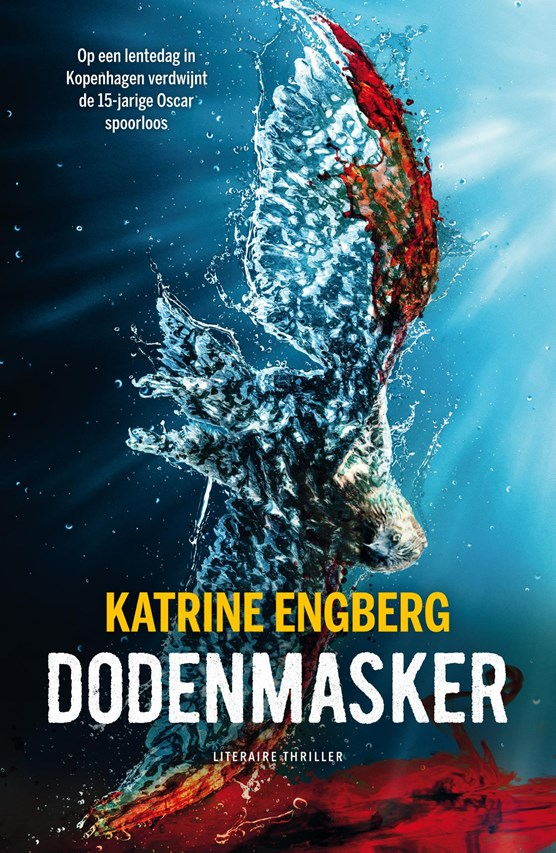 Dodenmasker - cover