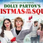 Vanaf 22 november op Netflix: Dolly Parton's Christmas on the Square
