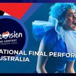 Eurovisiesongfestival 2020 Australië
