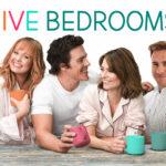 Komische dramaserie 'Five Bedrooms' vanaf 28 juli op Net5