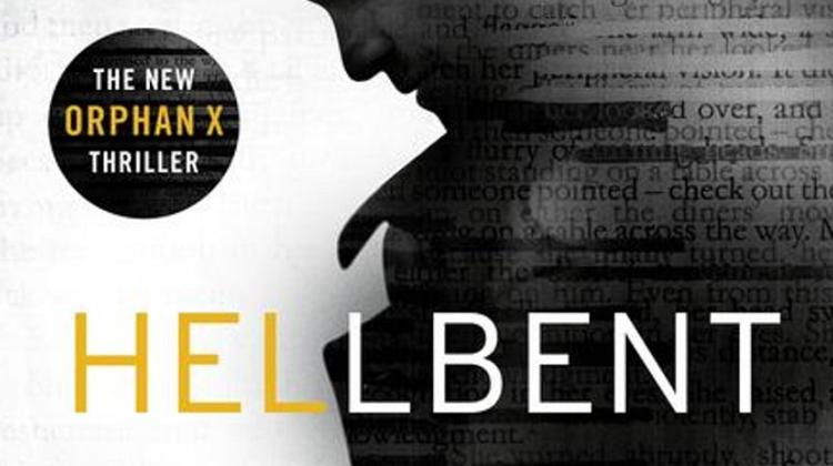 Weer een heerlijk deel van Orphan X : Hellbent – Greg Hurwitz