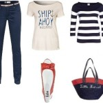 Fashiontrend lente 2012: In the Navy