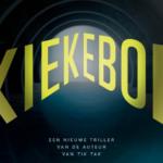Lekkere pageturner: Kiekeboe - Chris McGeorge