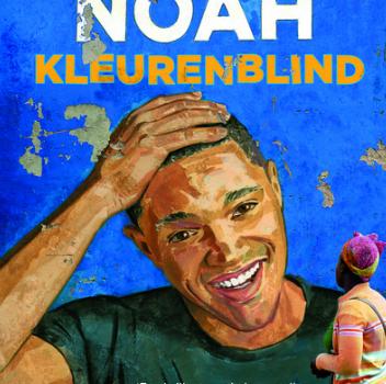 Wat een humoristisch boek: Kleurenblind – Trevor Noah (aanrader!)