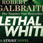 Lethal White thriller cover