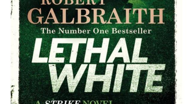Weer een heerlijke Cormoran Strike van Robert Galbraith: Lethal White