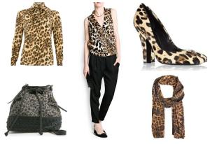 Luipaardprint collage 1