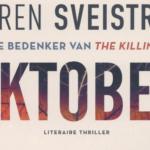 Scandinavische pageturner: Oktober -  SØRen Sveistrup