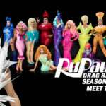 Hallo guilty pleasure! Het negende seizoen van RuPaul's Dragrace is vanaf 15 september te zien op Netflix