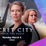 Het tweede seizoen van Secret City is nu te zien op Netflix