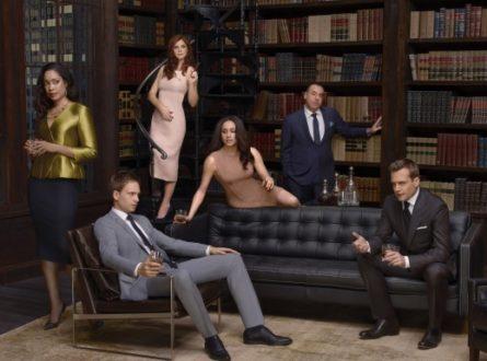 Suits seizoen 4