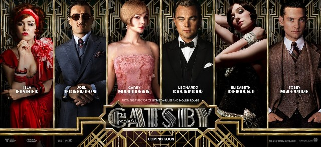 The Great Gatsby 2013 castfoto