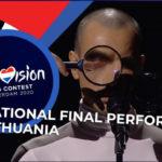 Eurovisiesongfestival 2020: de deelnemers (3) - Litouwen, Armenië en Tsjechië