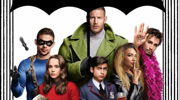 series op Netflix in juli 2020 -The Umbrella Academy 2