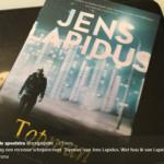 Een heerlijke thriller van Jens Lapidus: Topman