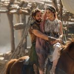 De nieuwe Britse serie Troy: Fall Of A City is vanaf 6 april te zien op Netflix