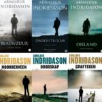 Voor de fans van sfeervolle, gedegen thrillers: de boeken van Arnaldur Indridason