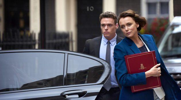Binnenkort op BBC One: de nieuwe Britse serie Bodyguard