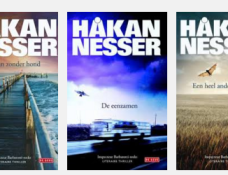 boeken hakan nesser - barbarotti
