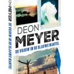 Review: het boekhandelgeschenk 'De Vrouw in de Blauwe Mantel' van Deon Meyer