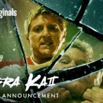 Het derde seizoen van 'Cobra Kai' is vanaf 1 januari te zien op Netflix