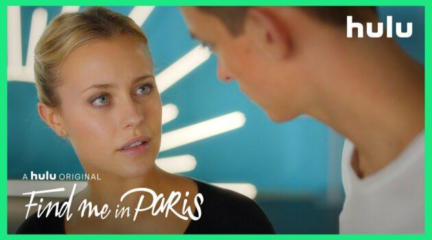 derde seizoen van Find me in Paris