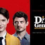 Het tweede seizoen van Dirk Gently's Holistic Detective Agency is nu te zien op Netflix