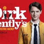 Vanaf 11 december te zien op Netflix: de serie Dirk Gently's Holistic Detective Agency