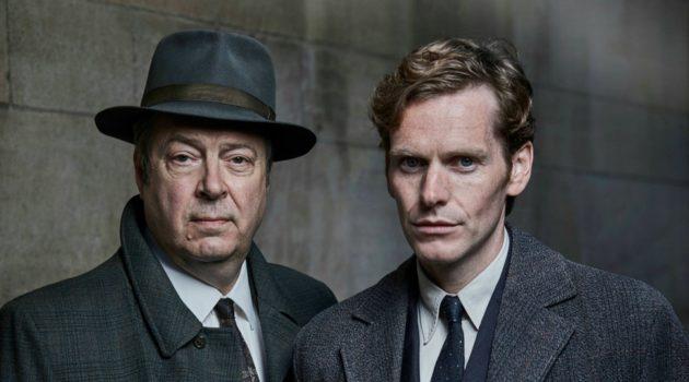 Vanaf 5 september op NPO1: het vijfde seizoen van Endeavour Morse