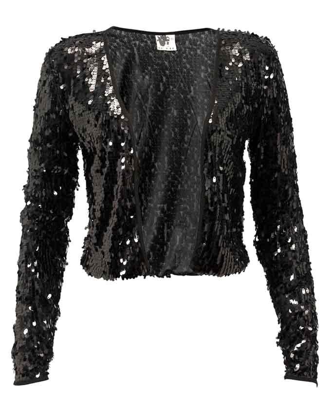 glitters op kleding