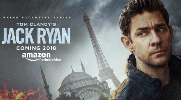 Prime Original Tom Clancy's Jack Ryan krijgt nu al een tweede seizoen van Amazon