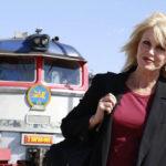 Joanna Lumley's Trans-Siberian Adventure vanaf 23 april te zien op EEN