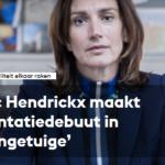 Vanaf 2 september op RTL4: het nieuwe programma 'Kroongetuige' (met Monic Hendrickx)