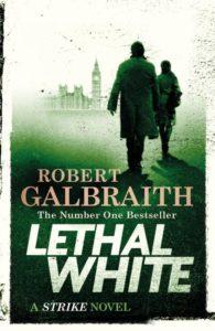 lethal white thriller