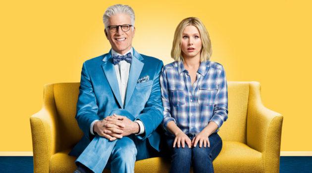 Hé, wat leuk: de serie The Good Place begint op Netflix