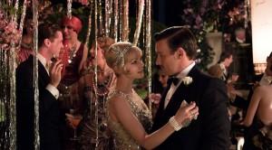 the great gatsby - scene